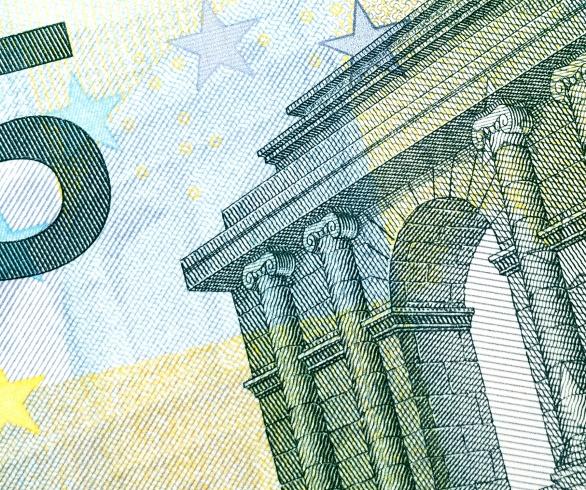 Photo of money graphic