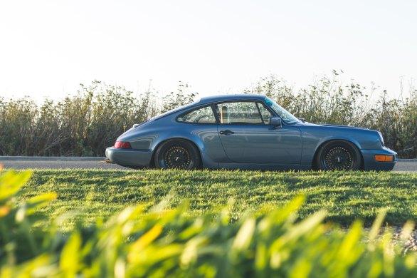 Photo of a Porsche